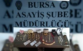 Bursalı o hırsızlar tutuklandı