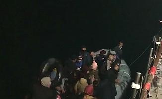 Çanakkale'de 51 göçmen yakalandı