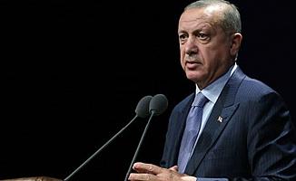 Cumhurbaşkanı Erdoğan'dan önemli mesaj!