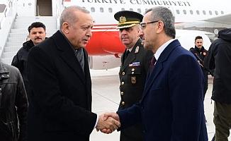 Cumhurbaşkanı Erdoğan'dan AB'ye gönderme!