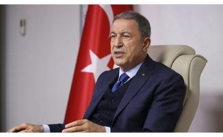 Hulusi Akar:'Suriye'den çekilme söz konusu değil'