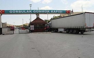 İran'a açılan Gürbulak sınır kapısı giriş çıkışlara kapatıldı!