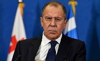 Rusya Dışişleri Bakanı Lavrov'un açıklaması