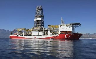 Türkiye'nin üçüncü sondaj gemisi yolda