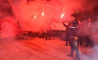 Vatandaşlardan Jandarmaya sürpriz!