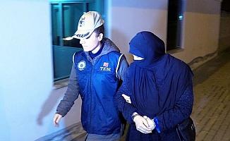 Yakalanan DEAŞ'lı teröristler Bursa adliyesinde!