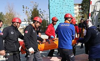 AFAD'dan Deprem Haftası'nda,  'deprem hazırlığı' çağrısı