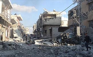 Esad rejimi sivilleri hedef alıyor