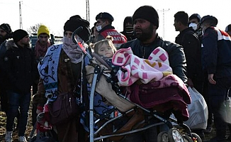 Göçmenler Avrupa yolunda