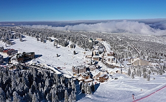 Kış turizmi denilince ilk akla gelen isim Uludağ!