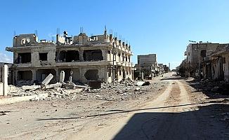 Suriye'nin Sermin beldesi, hayalet kente döndü!