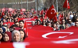 Türk halkı tek yürek oldu!