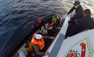 Türk sahil güvenliği kurtardı