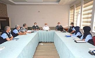 Kütahya'da ormancılık faaliyetleri masaya yatırıldı