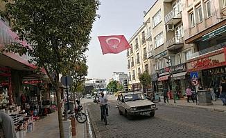 Salihli'nin tüm ana caddelerinde maskesiz dolaşmak yasaklandı