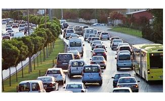 Bursa'da trafiğe kayıtlı araç sayısı 916 bini geçti