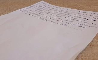 Bursa'da Korona Tedavisi Gören Çocuğun Annesinden Duygulandıran Mektup