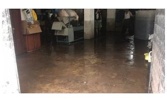 Sel suları şimdi de Gemlik'i vurdu