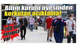 Bilim Kurulu Üyesi Özlü'den çarpıcı açıklama! Türkiye'de 200 bin kişide var