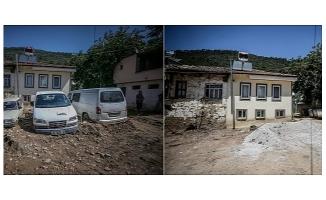 Bursa'daki sel felaketinin izleri siliniyor