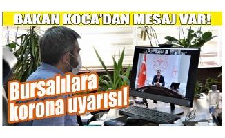Bursa İl Sağlık Müdürü Uzm. Dr. Halim Ömer Kaşıkcı: Bayramda kurallara uyalım, tedbiri elden bırakmayalım