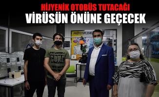 Hijyenik Otobüs Tutacağı Virüsün Önüne Geçecek