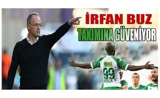 """İrfan Buz: """"Bursaspor'un gerçek kimliğini Play-Off'ta yansıtacağız"""""""