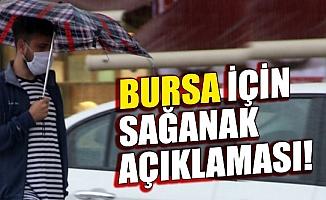 Bursa'da bugün ve hafta sonu hava durumu nasıl olacak? (21 Ağustos 2020 Cuma)