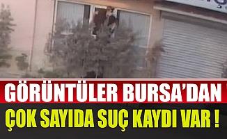 Bursa'da özel eğitim kurumundan hırsızlık yapan kişi yakalandı