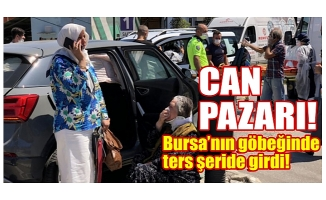 Bursa'da can pazarı... 2'si çocuk 5 kişi yaralandı