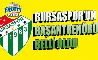 Bursaspor antrenörünü buldu