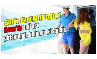 Çiflikbank vurgununda şoke eden ifade! Bursa'da suikast girişiminde bulunmak istemiş