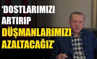 Cumhurbaşkanı Erdoğan, AK Parti teşkilatlarıyla bayramlaştı