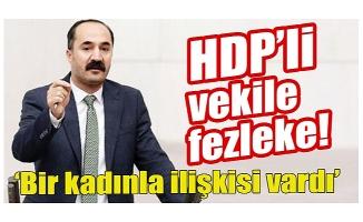 HDP'li Mensur Işık hakkında fezleke