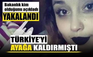 İçişleri Bakanlığı'ndan 'Elif Sarı' açıklaması geldi! Yakalandı...