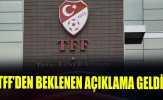 TFF: Süper Lig'de 2020-2021 sezonunun 21 takımla oynanmasına karar verilmiştir
