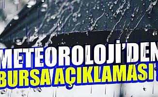 Bursa'da bugün ve yarın hava durumu nasıl olacak? (17 Eylül 2020 Perşembe)