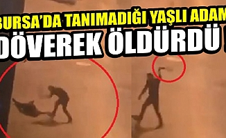 Bursa'da tanımadığı kişi tarafından dövüldü, 3 gün sonra hastanede öldü