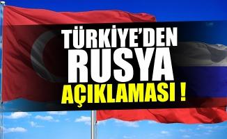 Milli Savunma Bakanlığı: Türk ve Rus askeri heyetleri arasında teknik görüşmeler tamamlandı
