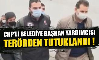 CHP'li Şişli Belediye Başkan Yardımcısı Cihan Yavuz PKK/KCK'dan tutuklandı