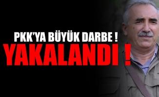 PKK'ya ağır darbe! Yakalandı !
