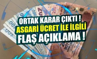 Türk-İş, Hak-İş ve Disk'ten asgari ücret açıklaması! Ortak karar çıktı