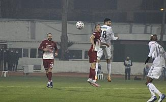 Süper Lig: A. Hatayspor: 2 - Beşiktaş: 2 (Maç sonucu)