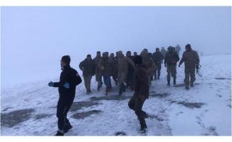 Tatvan'da askeri helikopter kazası: 11 şehit, 2 yaralı