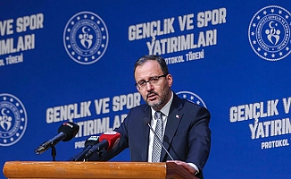 Bakan Kasapoğlu, Bingöl'e yapılacak gençlik ve spor yatırımlarını açıkladı