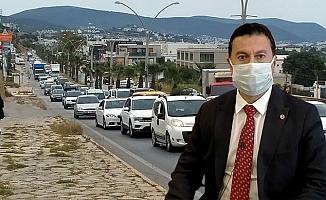 Belediye Başkanı: En büyük korkumuz gelenlerin bize bulaşı taşıması ve artırması