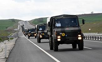 NATO tatbikatı öncesi eğitimler başladı