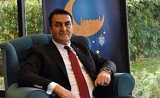"""Osmangazi'de Ramazan Sohbetleri Dündar: """"Sosyal Dayanışma Üst Seviyeye Çıktı"""""""
