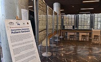 Osmanlı'dan Günümüze Pulların Serüveni Sergisi Açıldı