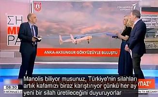 Yunan medyasında Aksungur korkusu: Türkiye'nin silahları kafamızı karıştırıyor